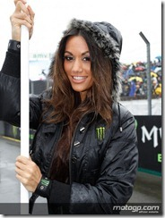 Paddock Girls Monster Energy Grand Prix de France  20 May  2012 Le Mans  France (17)