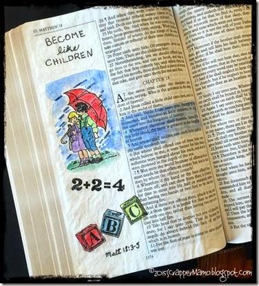 Become Like Children BAJ Week 9