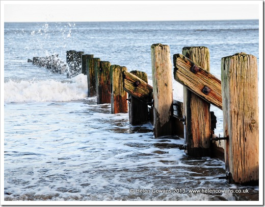 spittal beach and sea 1