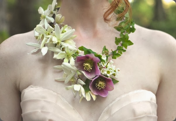 wearable finchnd thistle_real_floral_necklace_seattle_wedding_design