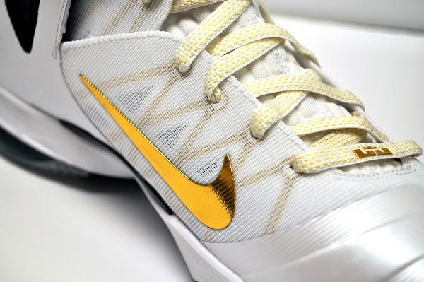 Release Reminder Nike LeBron 9 PS Elite Home Version