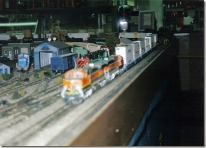04 LK&R Layout at the Triangle Mall in November 1997