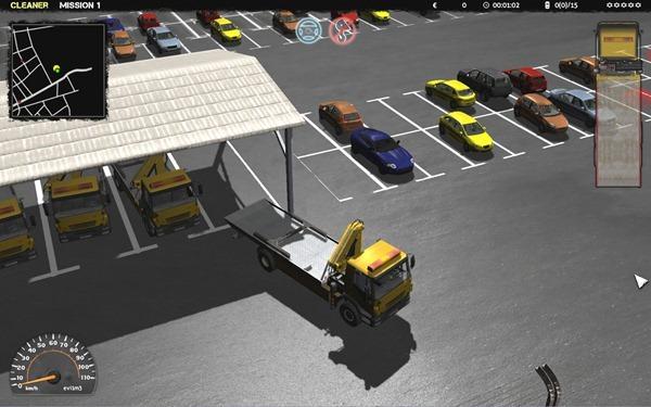Juego de Camiones Tow Truck Simulator 2