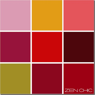 Color choice fire