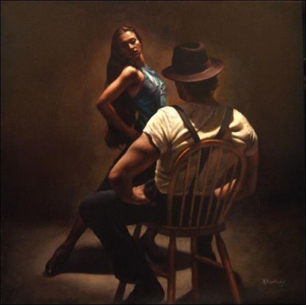 La danse par Hamish Blakeli (8)