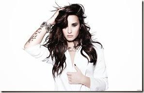 Demi lovato gira tour por brasil primera fila