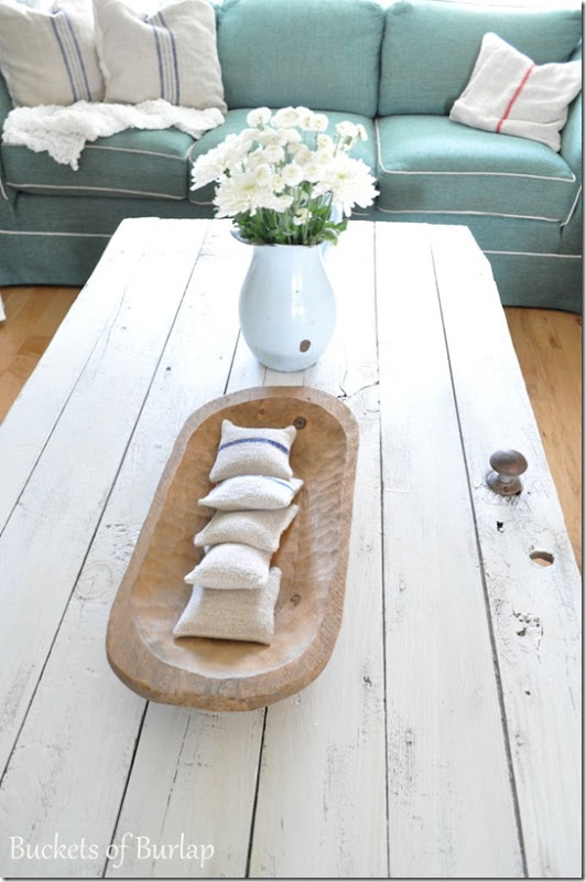 barn door coffee table 2
