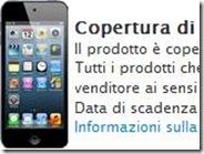 Sapere quando scade la garanzia dell'iPhone, iPad e iPod