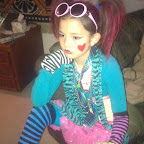 Kai as Harajuku Girl for Halloween