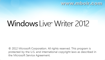 Windows Live Essentials 2012 - mboir