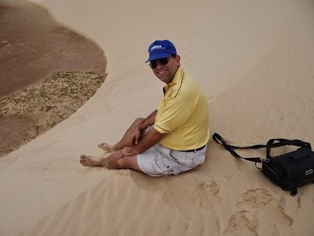21. Pe marginea dunei.JPG