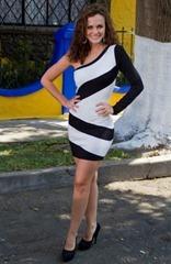 """Laura Carmine protagonista de telenovela """"La otra cara"""""""