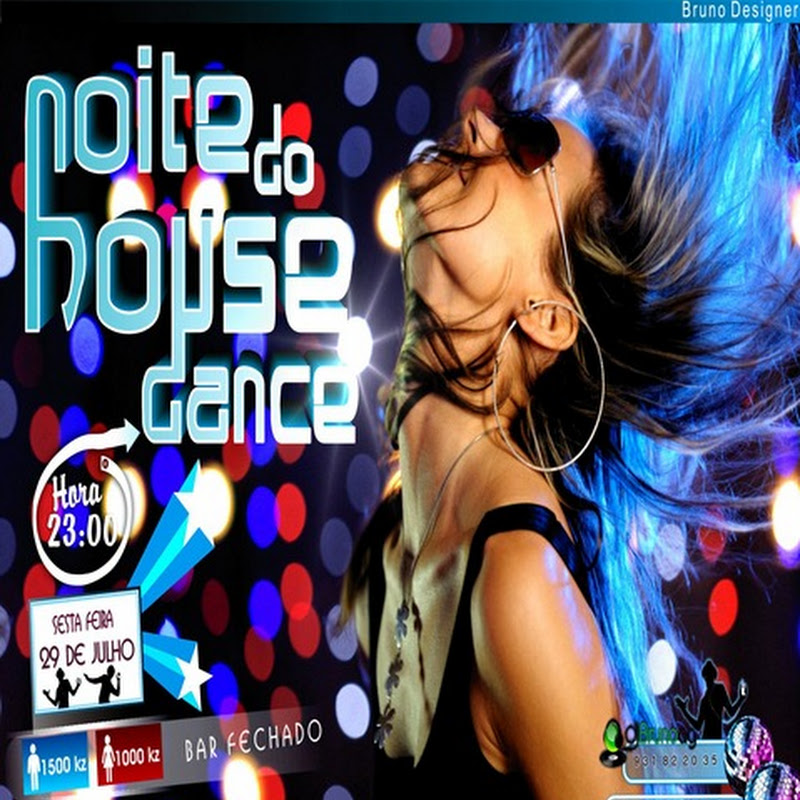 """Os NX Apresentam: """"Noite do House Dance""""[Dia 29 de Julho]"""