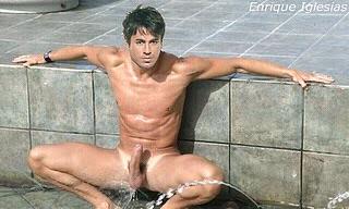 Enrique Iglesias Desnudo