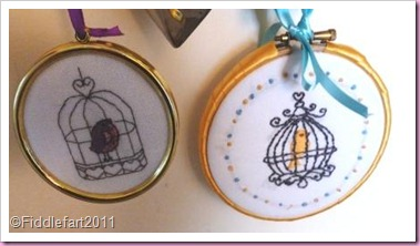 crosstitch birds