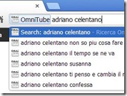 Cercare video YouTube dalla barra indirizzi di Chrome con OmniTube