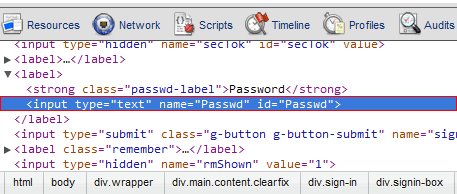 Chrome Asterisk Password Sniffing Trick Awesome