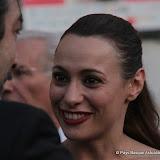L'actrice Natalia Verbeke les yeux du festival