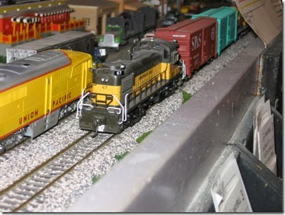 003 My Layout on October 1, 2005