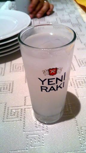 [写真]ラク(Raki)ソーダ