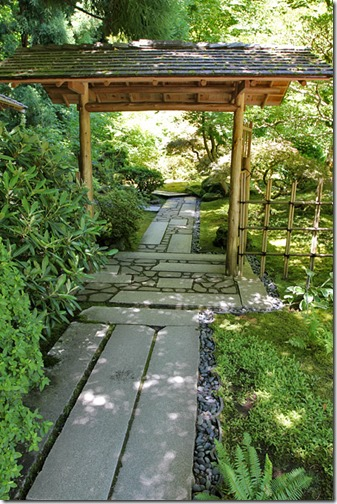 Succulents And More: Portland Japanese Garden: Design