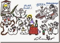 Comida de Navidad (vis cómica)_Autor_Álvaro Martínez Sánchez
