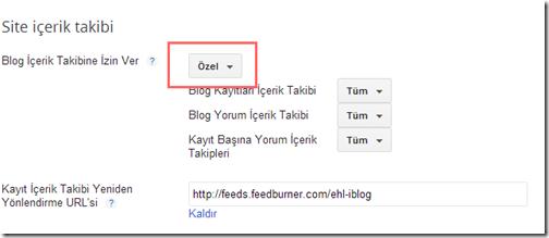 feedburner-blogger-kurulumu