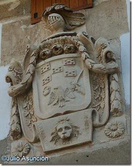 Mañeru - Escudo de los Oses
