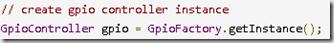 Create Controller Instance