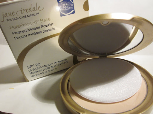Jane Iredale PurePressed® Base Mineral Powder Foundation - SPF 20 ($33)