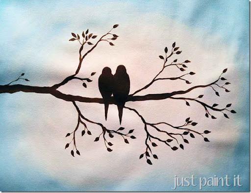 Paint Night At Julie 39 S On Pinterest Beginner Painting