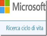Sapere fino a quando sarà supportato il proprio sistema operativo Windows e altri prodotti Microsoft
