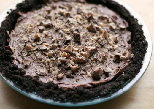 chocolate toffee pie 2