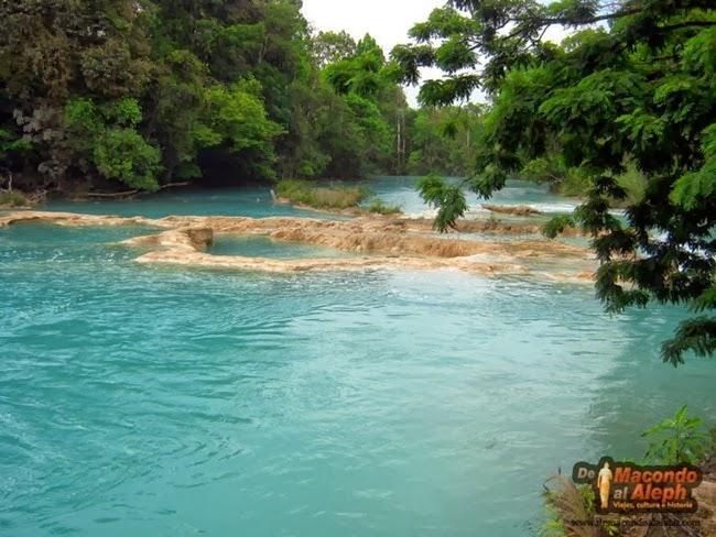 Agua Azul Chiapas 3