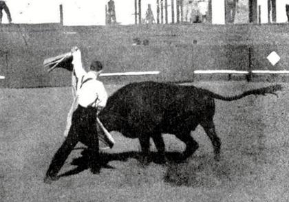 19200605 (p. Caras y Caretas) Joselito en Montevideo