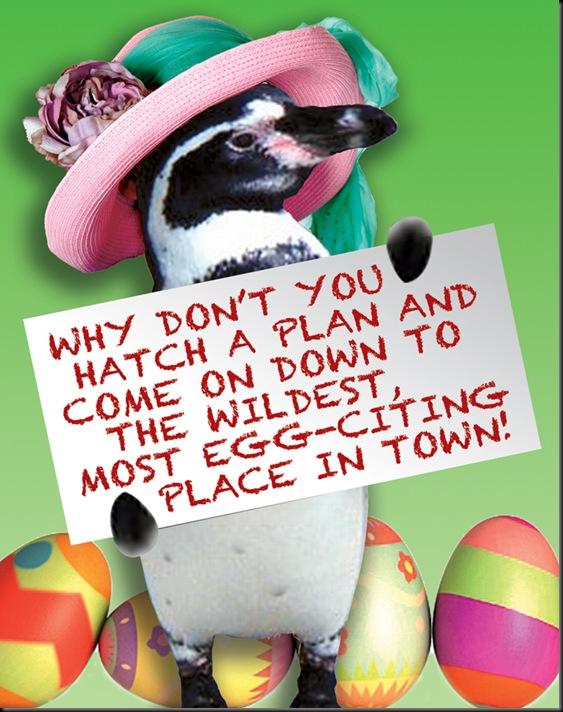 Dippy Easter Blog