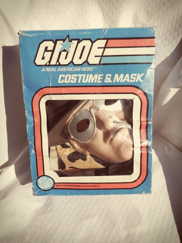 GI Joe Costume