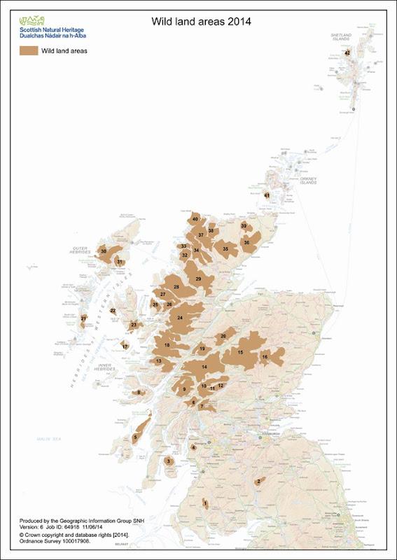 WILD LAND MAP A1323225