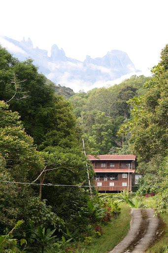Kinabalu Mountain Lodge - our digs for two nights