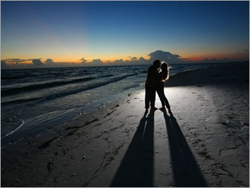 An Evening Kiss - IMG_8093
