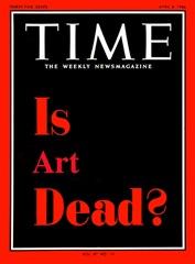 is-art-dead