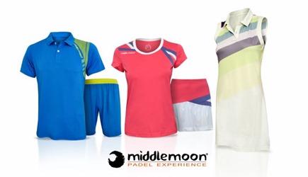 Colección textil Middle Moon Primavera-Verano 2014 ya en tiendas especializadas.