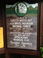 Carter Notch Trailhead Photo