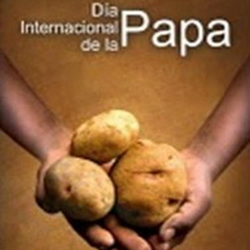 Día Internacional de la Papa