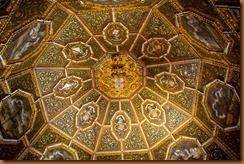 Sintra museum ceiling