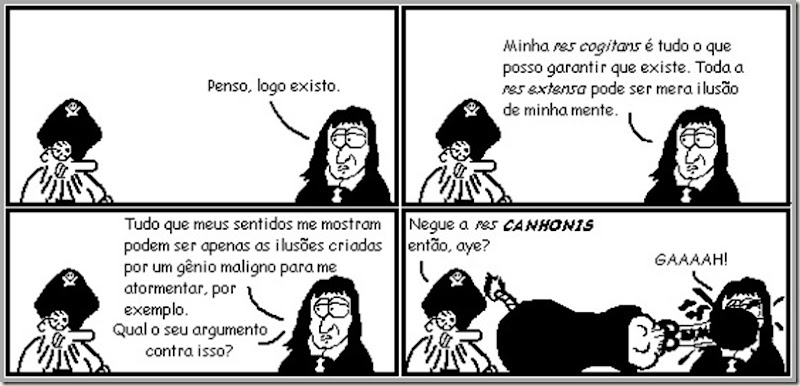 descartes e as ilusões do génio maligno