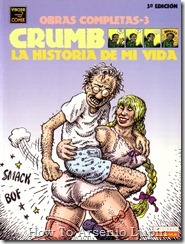 Robert Crumb  - La historia de mi vida