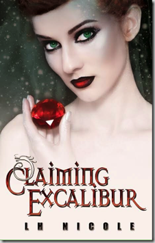 final Claiming Excalibur cover
