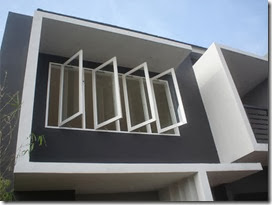 Jendela Rumah Minimalis Modern
