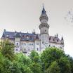 Château de Neuschwanstein en Bavière